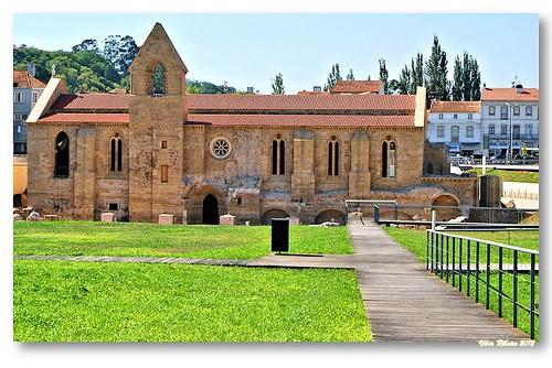 Mosteiro de Santa Clara a Velha by VRfoto