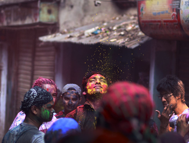 35 Colorful Collection of Holi Photos