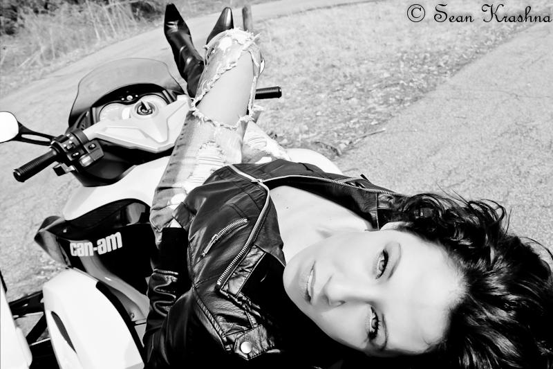 Jessi Biker Babe