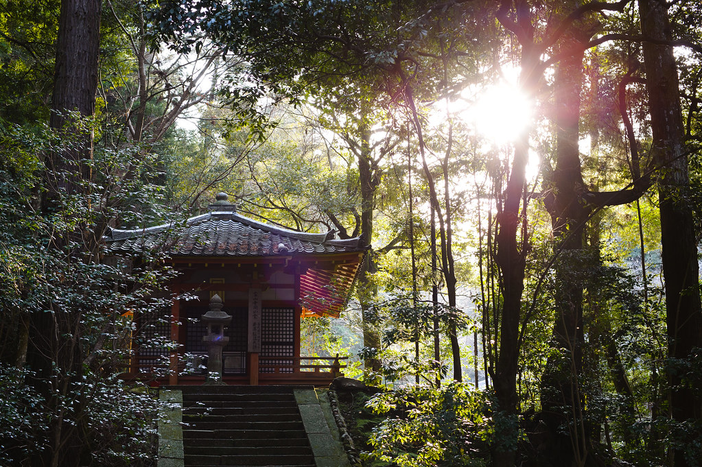 Nara - Ryousenji Temple