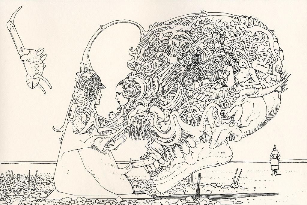 moebius-arzach-sketch
