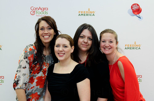 LA ConAgra Child Hunger Bloggers