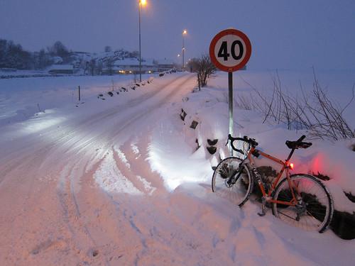 Winter cycling-2