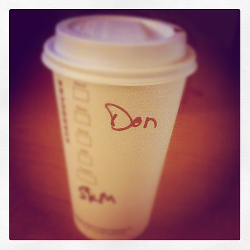 My Name is Dom not Don