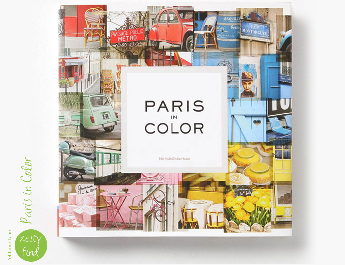 {zesty find} Paris in Color