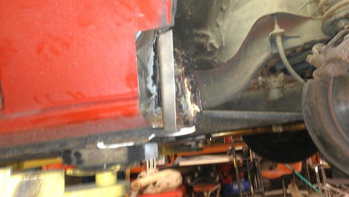 so you hate rust? (rust repair) - Honda Prelude Forum