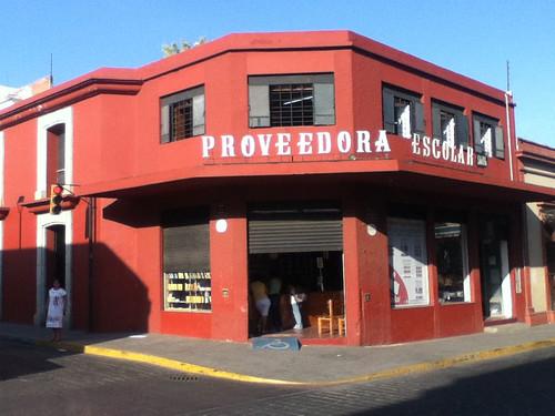 Provedora Escolar @ Oaxaca 03.2012