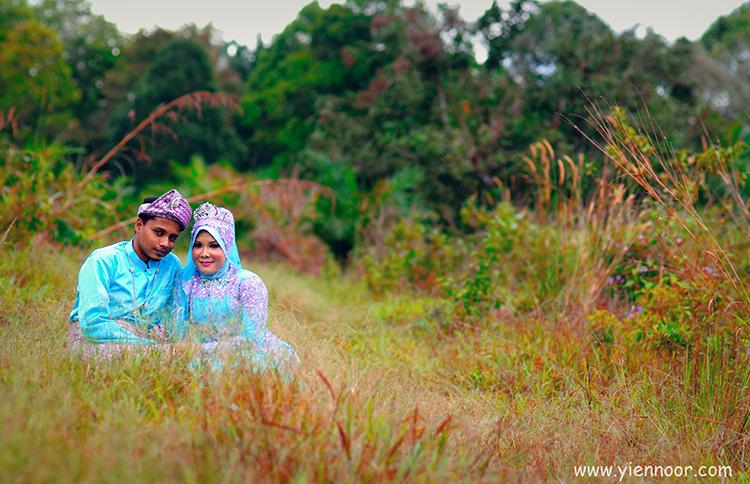 Hazmeen & Fatimah