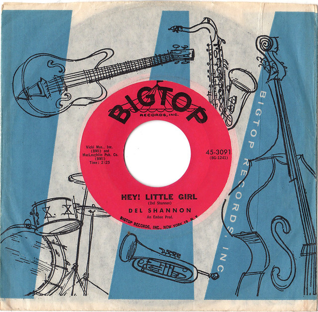 Bigtop Records 45