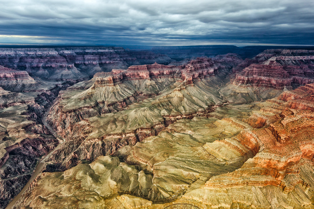 GRAND CANYON 2 - COLORADO RIVER - USA (EXPLORED)