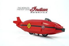The World`s Fastest Lego Indian