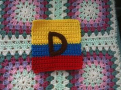 akarapacha (USA) Your Letter 'D' has arrived for the Olympic Blanket! Thank you so much! It's gorgeous!