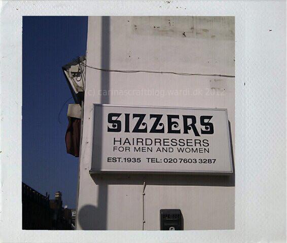 Sizzers Est. 1935