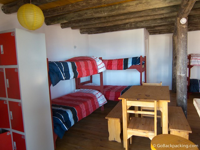 10-bed dorm in Punta del Diablo