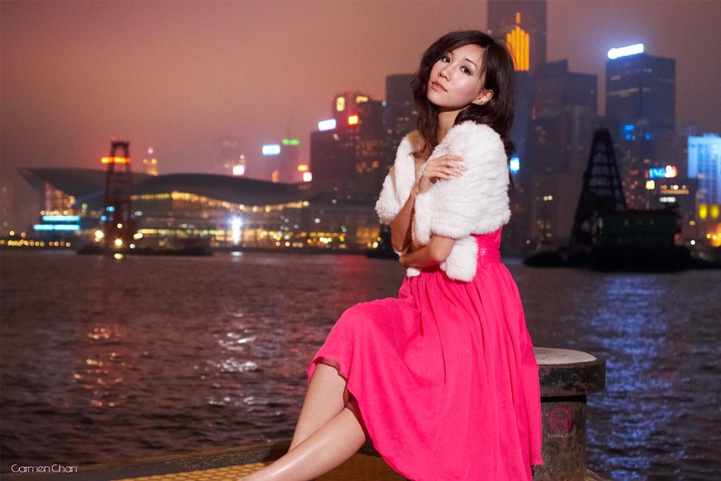 香港夜中環 MD:Carmen