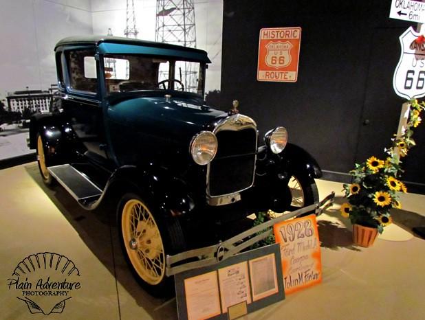 1928 Ford Model R