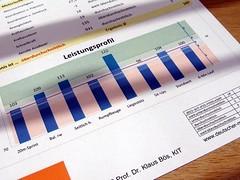 Leistungsprofil (Deutscher Motorik-Test)