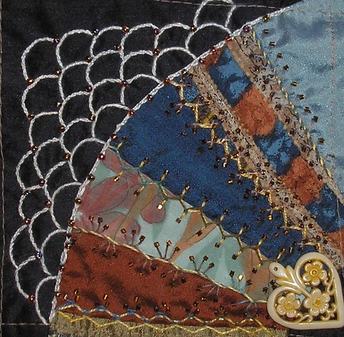 Maire's Outlander block by Pinyon Creek Stitchin'