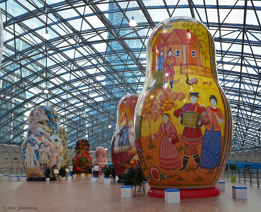 Giant Matryoshkas 24