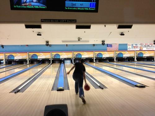 Serra Bowl Bowling