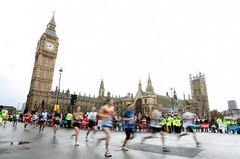 Londýnský maraton bezpečně ovládla Keňa