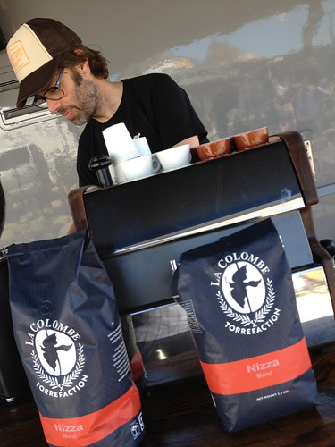 La Colombe coffee, oh la la