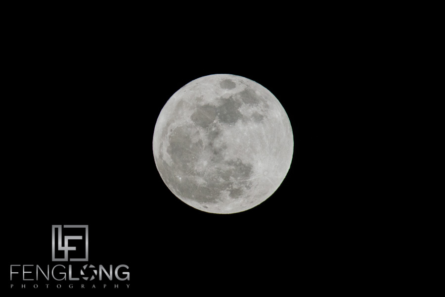 Super Moon May 5th, 2012 - 5/5/12