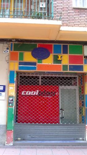 Calvo Sotelo tienda logroño local cerrado