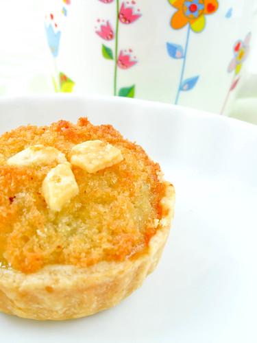 IMG_1030 Coconut tart, 椰塔