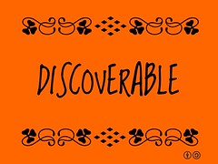 Buzzword Bingo: Discoverable