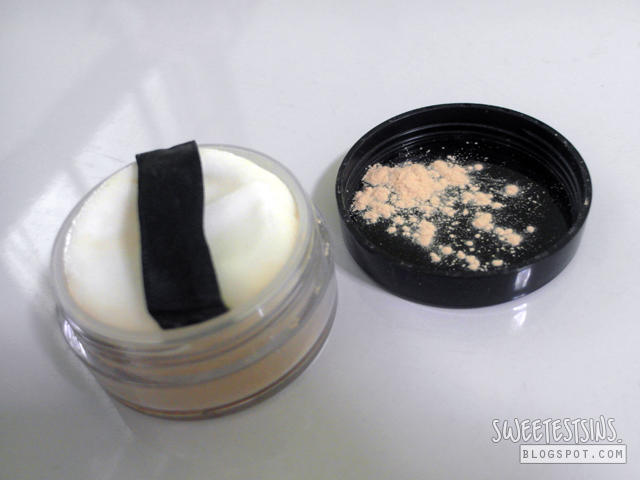 candydoll mineral face powder 1