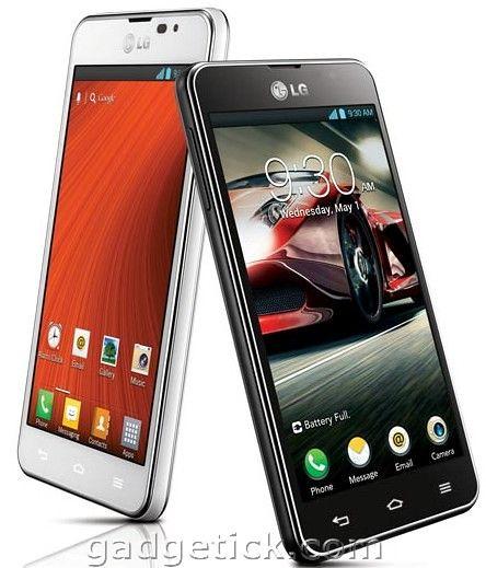 дата выхода LG Optimus F5