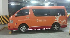 shuttle service to and fro Solaire Resorts