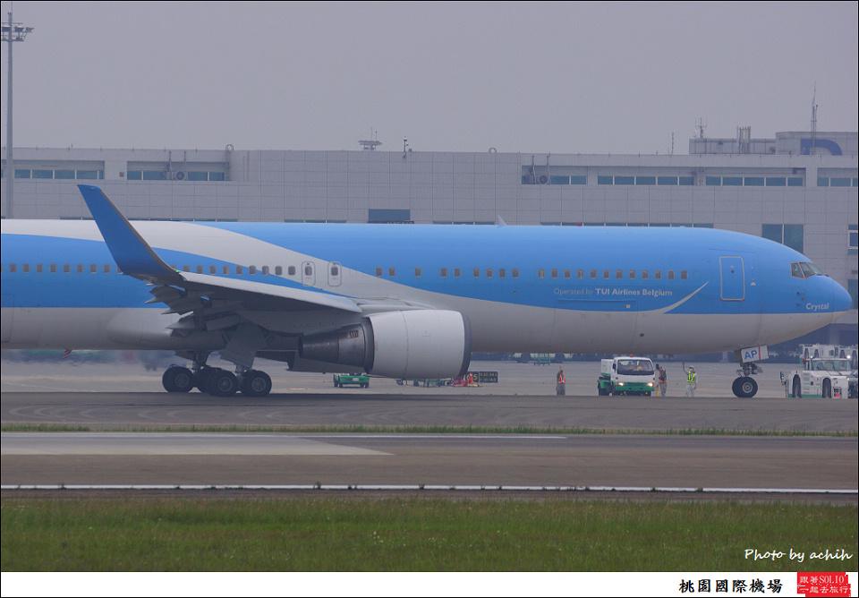 TUI Airlines Belgium OO-JAP-008
