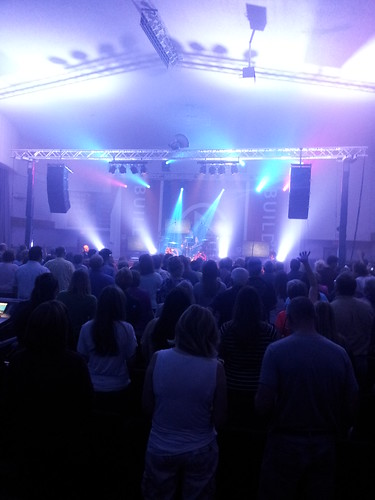 Building 420 @ Earlham Church of Christ