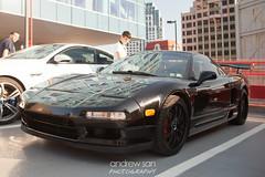 race car(1.0), automobile(1.0), automotive exterior(1.0), wheel(1.0), vehicle(1.0), performance car(1.0), automotive design(1.0), honda nsx(1.0), land vehicle(1.0), coupã©(1.0), supercar(1.0), sports car(1.0),
