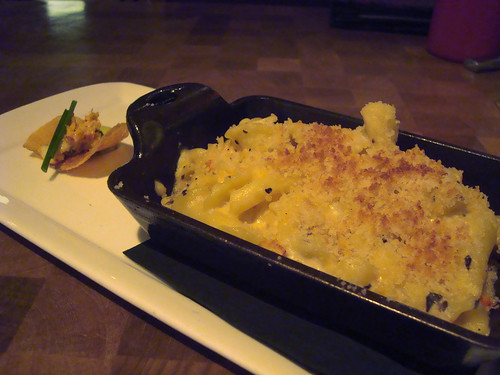 Truffle Lobster Mac and Cheese at Holstein's (Las Vegas, NV)