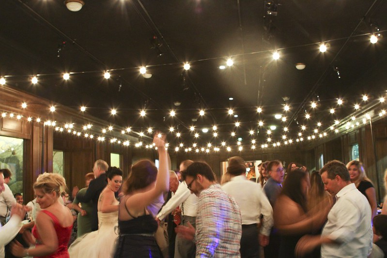 Getting Down on the Dance Floor!
