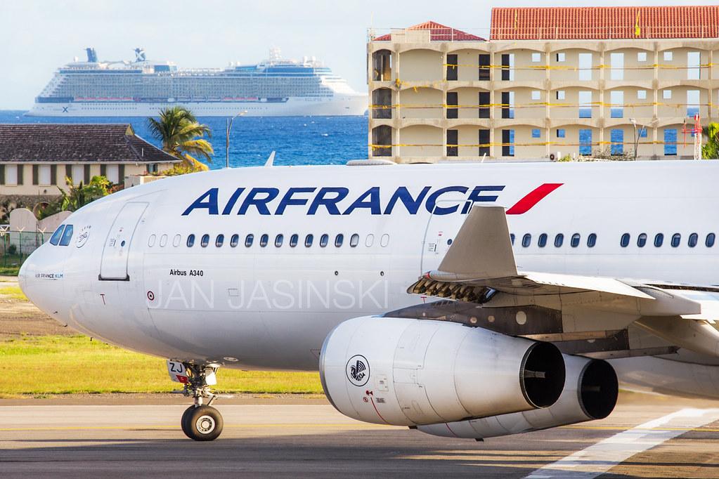 A340 vs Cruise