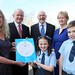 St. Anne's PS, Derry, awarded UNICEF Level 2 Rights Respecting School status, 14 April 2014