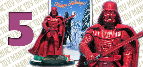 Holiday Darth Vader