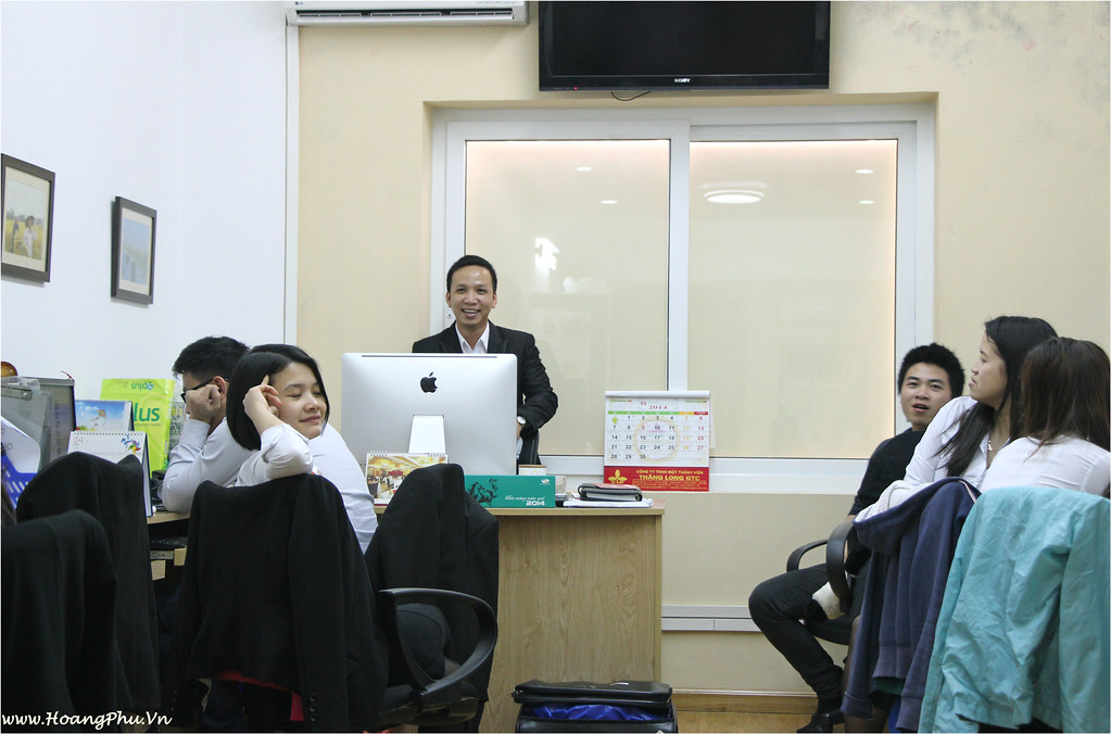 Hoang Phu @ Travel Vietnam - Hanoi Head Office
