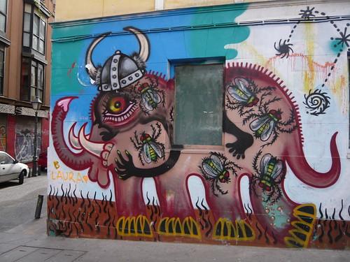 GRAFFITI IN THE DISTRIC MALASA </p>                         </div>                         <div class=