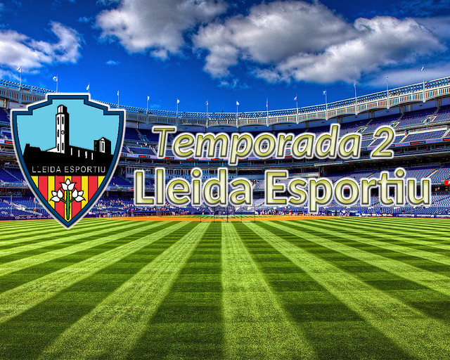 Football Manager: Lleida Esportiu - Temporada 2