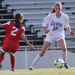 Dreher Varsity Soccer Women Vs AC Flora