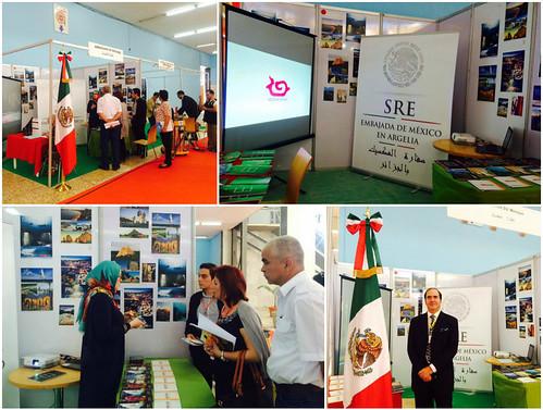 Promoción turística de México en Argelia