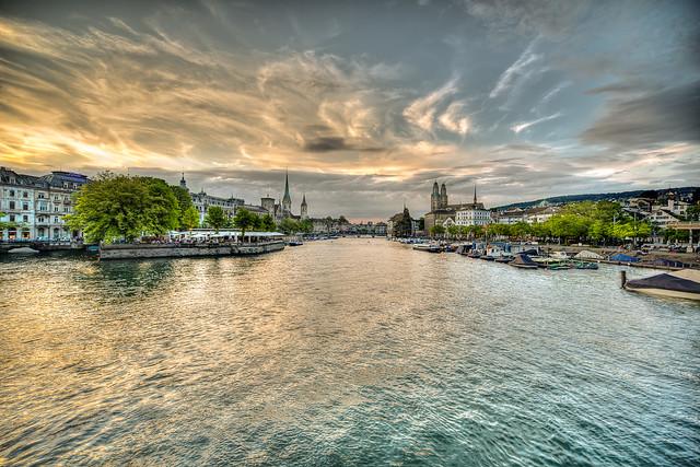 Zurich Bellevue