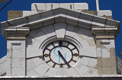 Clock, Top Shop, Sutton High St, SUTTON, Surrey, Greater London
