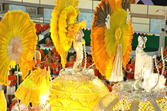Rio's Carnival: Sao Clemente13