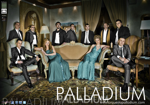 Palladium 2012 - orquesta - cartel